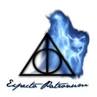 Deathley Hallows - Patronus Tattoo by Banashee