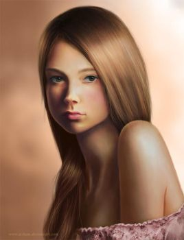 Another Portrait by A-ITAM