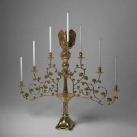 Candelabrum ( 3d object ) by viiik33