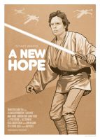 A New Hope by oldredjalopy