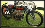 Indian Racer by StallionDesigns