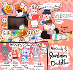 Mr Small's Random doddles by karsisMF97