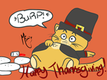 Happy Thanksgiving! by LoriAndroid2000