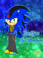 Sir Chen the Hedgehog by ArianatheEchidna