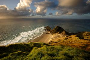 Cape Reinga by curdleboy
