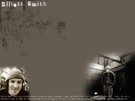 Elliott Smith by Doomed-to-sock