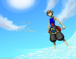 Sora's Sky by Little-Mongolian