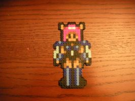 Rika - World Map Sprite by TheChairSlayer