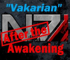 After the Awakening: Vakarian (part 1) by ReissumiesSF