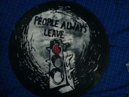 People always leave by dsol