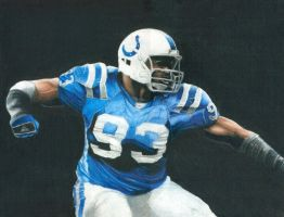 93 Dwight Freeney by Kalmek182