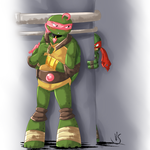 Raph is that you? by Valorie-Sonsaku