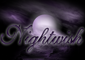 Nightwish Logo by Melanienemo