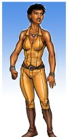 Vixen rough redesign by robthesentinel
