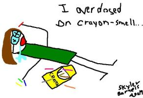 Crayons - Age 19 by Page21