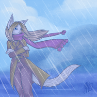 Let It Rain by Neotheta