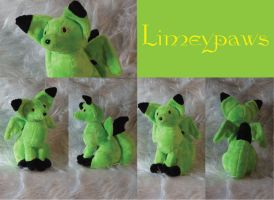 Limeypaws by WhimzicalWhizkerz