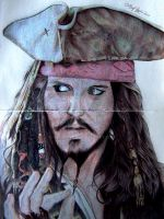 Jack Sparrow by OnlyPaper