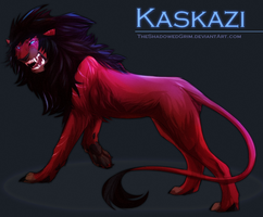 Kaskazi :point commish: by TheShadowedGrim