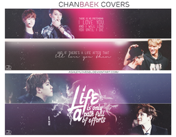 [QUOTES] All for ChanBaek Covers by Ashleylovesel