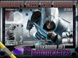 Altair Windows 7 Theme by Danrockster
