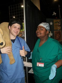 Animazment 2012: scrubs by RareCandyAddict