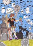 Halloween town`s Grave Digger by B-RizzleXXXX