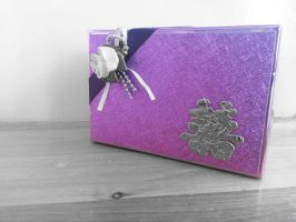 Wedding gift - Colour splash by Laura-in-china