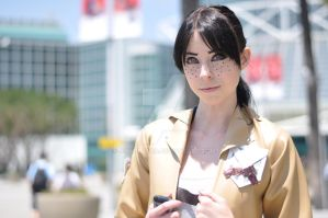 Anime Expo 2013 : Faces of Cosplay_0194 by JuniorAfro