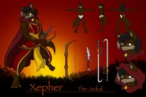 Xepher Sicarius 2011 Reference by X2010