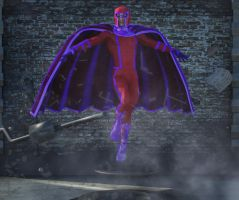 Magneto 2nd skin textures for M4 by hiram67