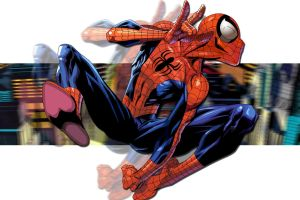 Ultimate Spiderman Wallpaper by UndeadPixelArmy