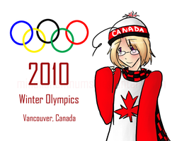2010 Winter Olympics-Canada by minakonumnums