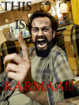 THIS IS KARMAAA by Cluelessuser