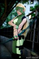 Young Justice Artemis by BOiKEM