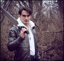Squall Leonhart Cosplay 5 by Sonify