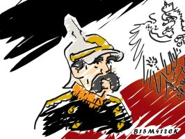 Bismarck Cartoon by finalverdict