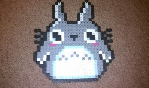 Totoro bead sprite by Parsonians