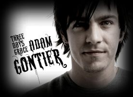 Adam Gontier desktop by xCookie93