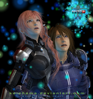 MASS Fantasy 3 : The space between us by keichama