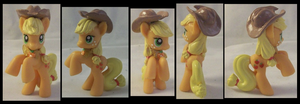 Show-Accurate Blindbag Applejack with Element by Gryphyn-Bloodheart