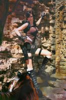 lara Croft Devils punchbowl2 by ZOMBIEBITME