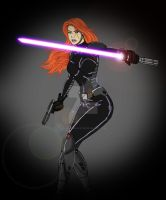Mara Jade, Japanese by ThomasBlack1