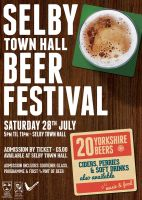Selby Beer Festival by boomerangmouth