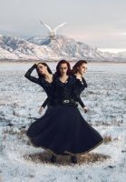 The Sisters by peroline