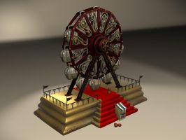 Grande roue _toy_ by Azraele