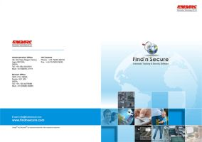 Company Brochure Page 1-4 by Manindar