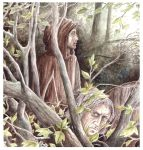 The Two Hunters by peet