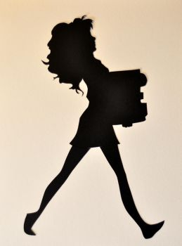 Hermione Silhouette by fit51391