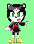 Female Panda Adoptable (SOLD) by Lazarian96